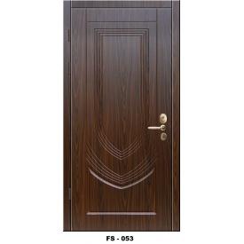 Двери бронированные Классик 860x2050 мм