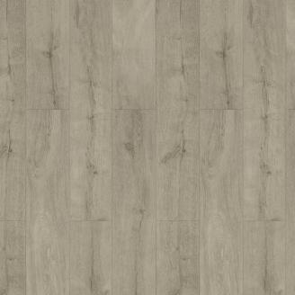 ПВХ плитка LG Hausys Decotile DSW 1201 0,5 мм 920х180х3 мм Сріблястий дуб