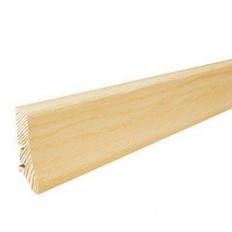 Плінтус дерев'яний Barlinek P20 Дуб глянцевий лак 58х20х2200 мм