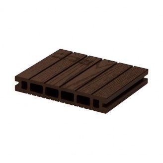 Террасная доска Woodplast Mirradex 145х23х2200 мм meranti