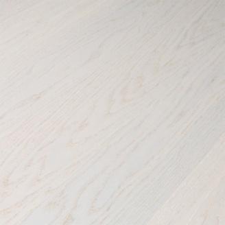 Паркетна дошка Serifoglu односмугова Дуб E-25 Люкс Браш Seriloc 1805х146х14 мм лак