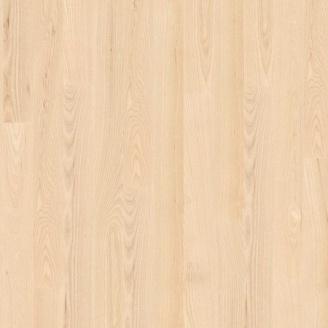 Паркетна дошка BOEN Plank односмугова Ясень Andante вибілений 2200х138х14 мм олія