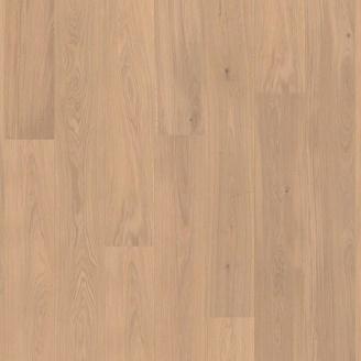 Паркетная доска BOEN Stonewashed Plank однополосная Дуб Айвори пигментированная 2200х138х14 мм