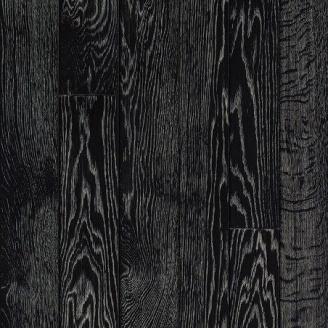 Паркетная доска DeGross Дуб черный с белым протертый 1200х120х15 мм