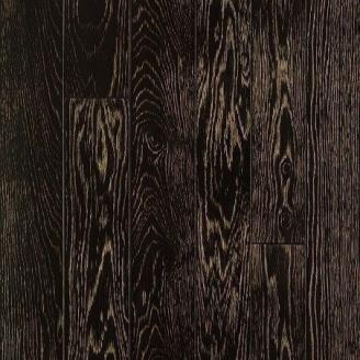 Паркетная доска DeGross Дуб черный с золотом протертый 547х100х15 мм