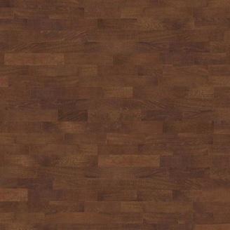 Паркетна дошка Graboplast JIVE трисмугова Дуб Коричневий Rustic 2250х190х14 мм