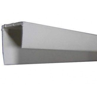 Рейка д/торців ГКЛ пластфин 2,5 м
