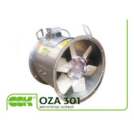 Вентилятор осьовий OZA 300/OZA 301