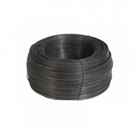 Проволока вязальная черная 1,6 мм 50 м