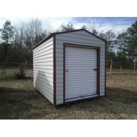 Строительство санитарного помещения для спецодежды 4х3 м