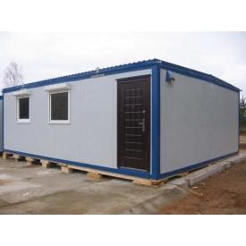 Будівництво побутового приміщення 7х6 м
