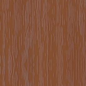 Софіт Welltech С2 3600х257 мм вертикальний перфорований світло коричневий