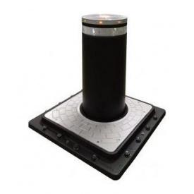 Дорожній блокіратор FAAC J355 F M30-P1 фіксований 1000 мм темно-сірий металік