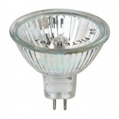 Галогенна лампа Feron MR-16 12V 50W C/C (02253)
