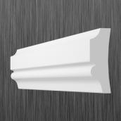 Профіль настінний молдинг Киндекор U-35 30 мм