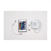 Контролер для світлодіодної стрічки Horoz Electric RGB Controller 2A (105-001-0001)