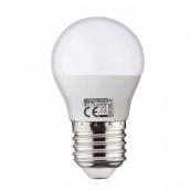 Лампа светодиодная шарик Horoz Electric Elite-6 6 Вт 480 Лм 6400К Е14 (001-005-00061)