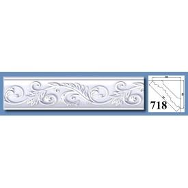 Багет потолочный Optima Decor 718 HQ 53x53 2 м