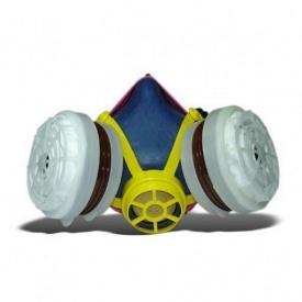 Респиратор пылегазозащитный ТК-Спецодяг Тополь Е1Р1