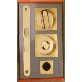 Дверная ручка с замком для раздвижных дверей 3Q12