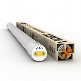 LED лампа VIDEX PRO T8b 9W 0.6M 6200K 900lm 220V матовая