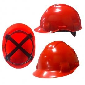 Каска ТК-Спецодяг Універсал М 215 червона