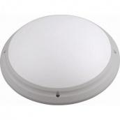 Світильник вологозахищений настінний TEB Electrik AQUA OPAL Е27 сірий (400-012-105)