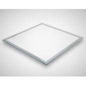 Світильник світлодіодний UKRLED вбудовуваний 36W 3060Lm 6500К алюміній квадратний (20396)