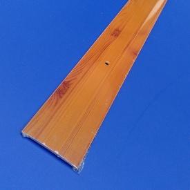 Поріг профіль алюмінієвий Еліт АП 015 50 мм рифлений