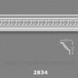 Профиль потолочный багет Добра Справа 2834