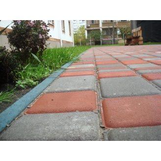 Тротуарная плитка кирпичек 200х100 мм