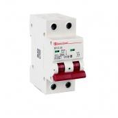 Автоматический выключатель ElectroHouse 2 полюса 20А (EH-2.20)