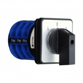 Перемикач кулачковий ПКП ElectrO 3 полюса 100А 1-0-2 3 полюса 380В (PKP100102)