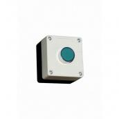 Пост кнопковий одномісний ElectrO 10A 230/400B зелена N0+NC (PK1G44)