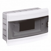 Щит Horoz Electric Fuse Box-R/9 (110-002-0009)