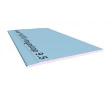 Гипсокартон SINIAT PLATO Vlagastop KPOS 1200х2500х9,5 мм