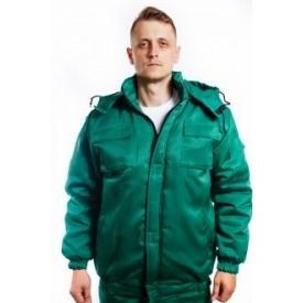 Куртка 3003 Техник зеленая 56-58/3-4 (04010)