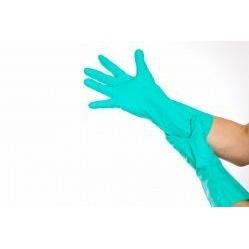 Перчатки Reis КЛС зеленые №9 (63033)