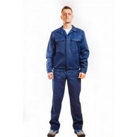 Костюм рабочий 3003 Стандарт темно-синий (01007)