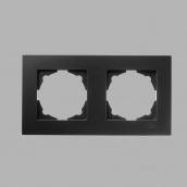 Рамка Gunsan Eqona 2-я чорна (1401400000141)