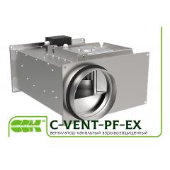 C-VENT-PF-EX взрывозащищенный вентилятор канальный