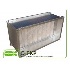 C-FKP фильтр канальный для прямоугольных каналов