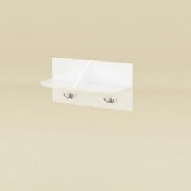 Вішалка для одягу Компаніт В-2 600х300х216 німфея альба