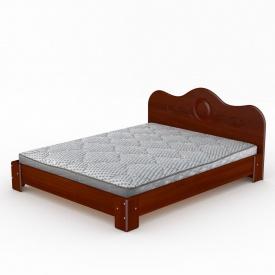 Кровать Компанит 150 МДФ яблоня