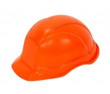 Каска Укрспецзащита защитная универсал 52-63 см оранжевая