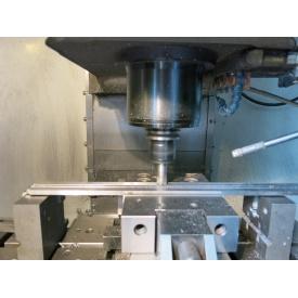 Фрезерна обробка металу