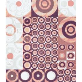 Мозаичное панно D-CORE 1800х2100 мм (pb03)