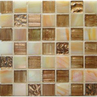 Мозаїка D-CORE мікс 327х327 мм (im16)