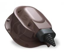 Прохідний елемент Wirplast Perfekta S48 коричневий RAL 8017