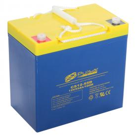 Аккумуляторная батарея PULSAR CS12-55D